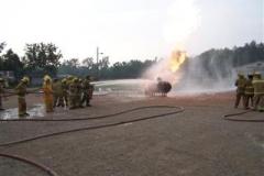 propane-training-live-fire