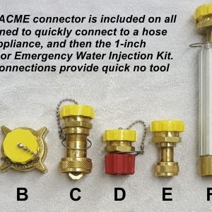 Basic Connection Kit