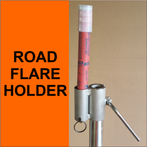 propane flare road flare holder