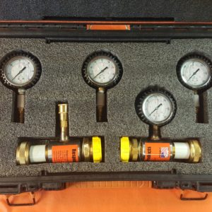 Pressure Gauge Test Kit